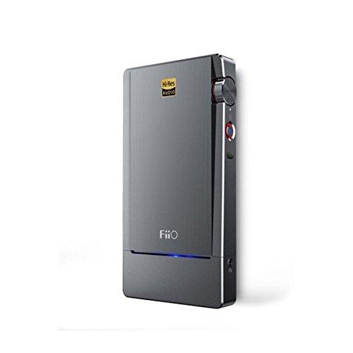 FiiO Q5 ポータブルヘッドフォンアンプ4.4mmバランスAM3B出力モデル