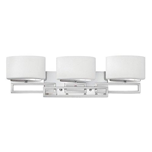 Applique Lanza 3x40W - Argent - Boutica-Design - hklanza3bath