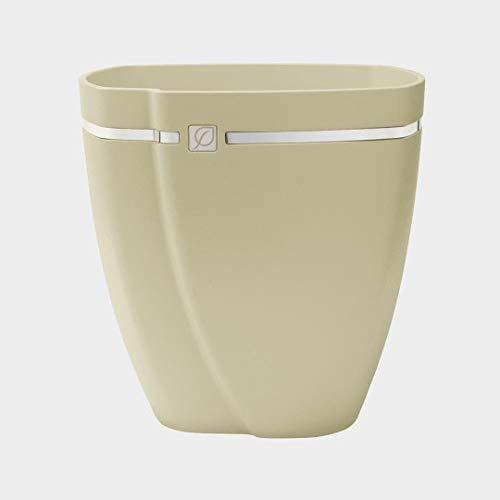 Stewart Plastics Ltd Altuna 2903023 - Planter Cuadro.Zurbano Moca 37X37X36