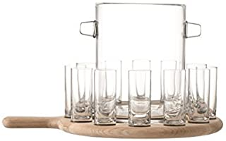 Best vodka set and oak paddle Reviews