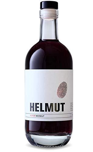 HELMUT der Rote - Roter Wermut (1 x 0.75 l). Deutscher Premium Vermouth, handgefertigt in Hamburg.