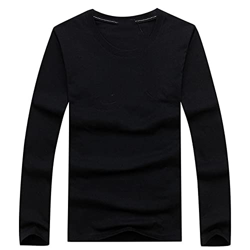 N\P Verano de manga larga camisa camisas de los hombres de manga larga camiseta casual