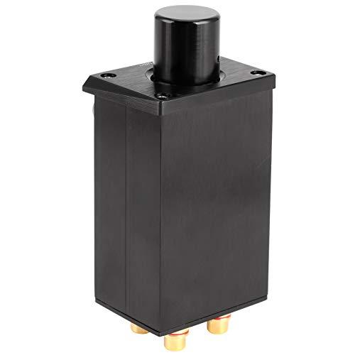 Controlador de volumen de preamplificador pasivo de alta precisión, preamplificador pasivo, componentes...