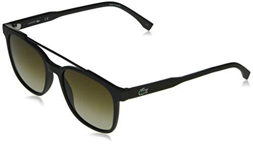 Lacoste Unisex L923s Sunglasses, Matte Khaki, 54