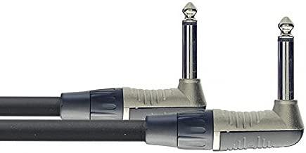 Stagg NPC060LR N-Series L-Shape Mono Phone Plug Patch Cable
