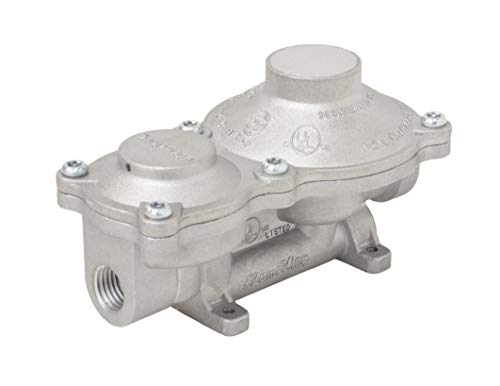 100lb propane tank regulator - 9