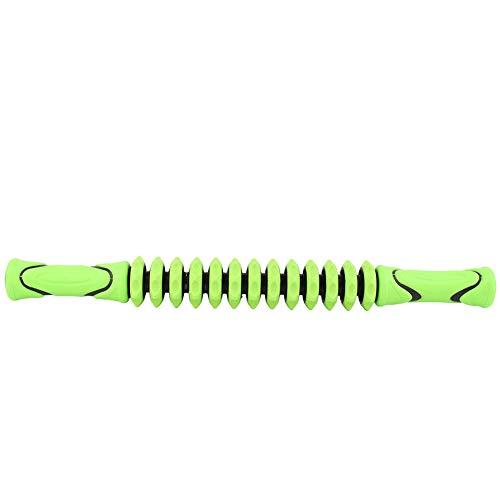 Barra de masajeador de entrenamiento físico para oficina para el hogar(green)