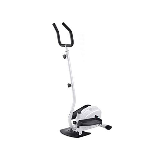 CHENJIA Macchina ellittica Attrezzatura per Il Fitness Domestica Piccolo Interni Snellente Mute Mini Stepper