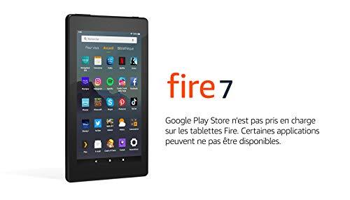 Tablette Fire 7, écran 7