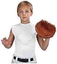 (Medium) - Markwort Heart Guard Shirt - White - Adult