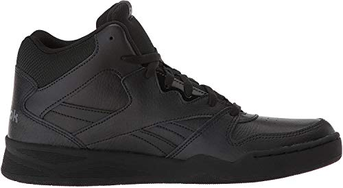 Reebok Men's Royal Bb4500 Hi2 Walking Shoe, Black/Alloy, 13 M US