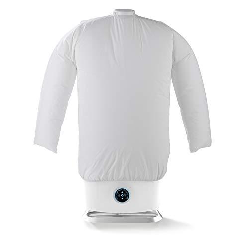 CLEANmaxx Automatischer Hemdenbügler inkl. Dampffunktion | Automatische Bügelstation auch zum Auffrischen Ihrer Kleidung