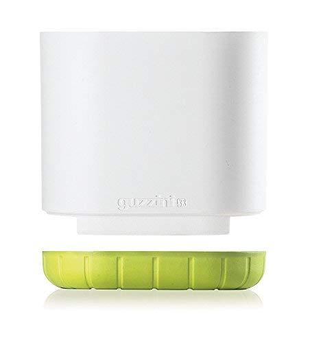 Bestekhouder groen 130x130x124mm Guzzini 29010084 My Kitchen