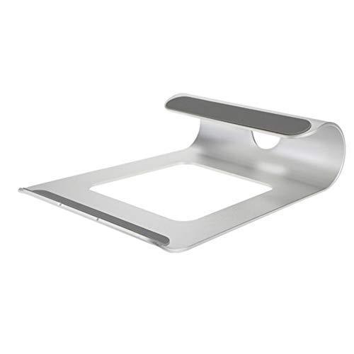 LIPENLI De Aluminio Ordenador portátil Holder Soporte de Escritorio del Soporte del refrigerador del cojín FOR for iPad/For For iPhone/portátil/Tableta/PC/Smartphone