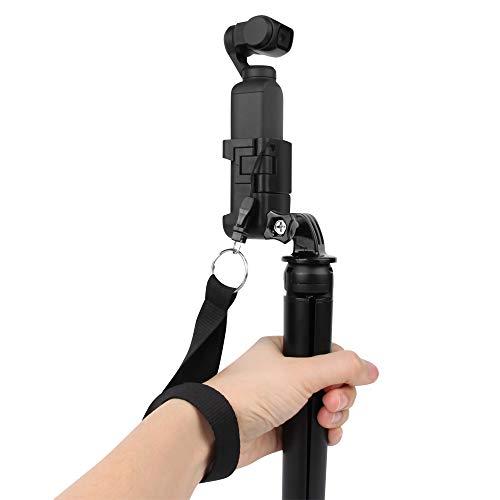 PinShang Adattatore + corda appesa per gli accessori per videocamera tascabile OSMO