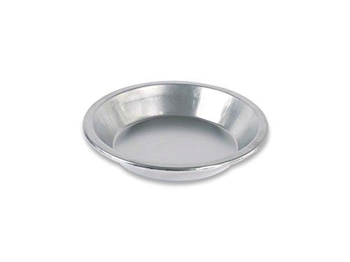 USA Pan Bare Aluminum Bakeware 1100PE-BB 9' Pie Baking Pan Warp-Resistant, Rust-Proof Bakeware