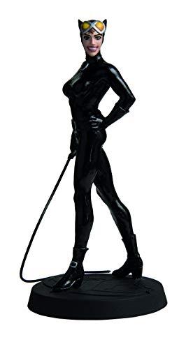 Eaglemoss- DC Superhero Collection Comics Figura de Resina de Catwoman 90mm, Multicolor (5059072003698)