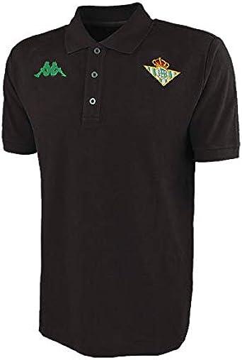 Real Betis - Temporada 2019/2020 - Kappa - ZOSHI 3 Polo, Niños, Neutro, 8Y