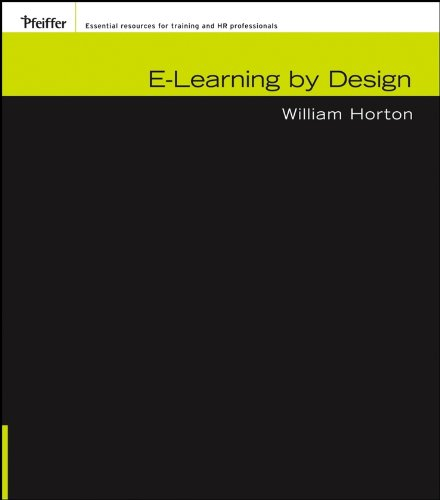 e-Learning by Design (English Edition)