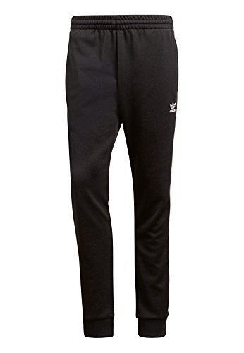 adidas Herren Trainingshose SST, Black, L, CW1275