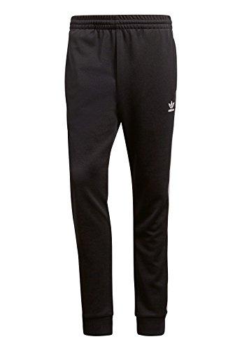 adidas SST TP, Pantaloni Sportivi Uomo, Nero (Black Black), 52 (Taglia Produttore:L)