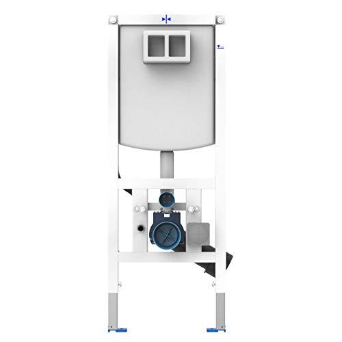 VIS CONEL - Cisterna empotrada para inodoro (112 cm, conexión eléctrica)