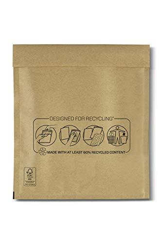 Bankers Box 10 Sobre Bolsa Acolchado de Burbujas 220x260mm (Nº15) Para Protección de Envíos