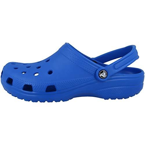 Crocs Classic Clog, Unisex – Adulto, Blu (Bright Cobalt), 39/40 EU