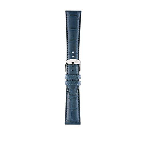 MORELLATO[モレラート] ラバーカーフ時計ベルトSOCCER サッカー ダークブルー 20mm [正規輸入品]