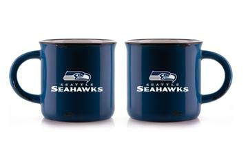 Duck House NFL Seattle Seahawks Tasse Becher Vintage