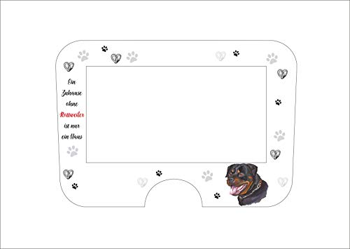Displaybeschermfolie voor Monsieur Cuisine Connect hond Rottweiler