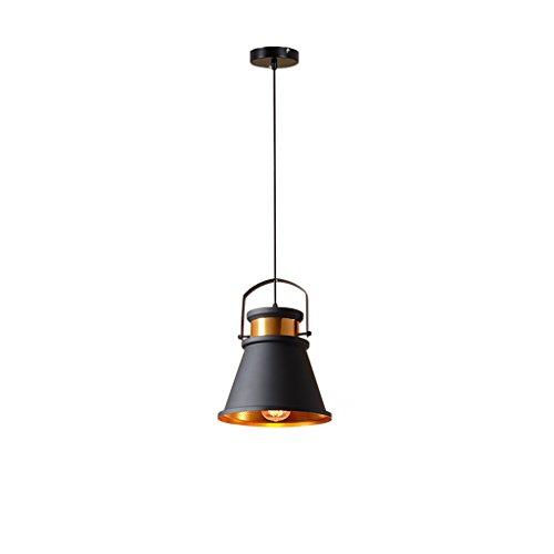 Adelaide - style américain rétro style industriel léger en métal barre de fer ombre barre unique chandelier pendentif tête (toute combinaison)