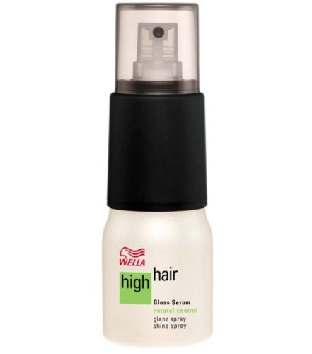 Wella high hair, Gloss Serum natural, 75 ml