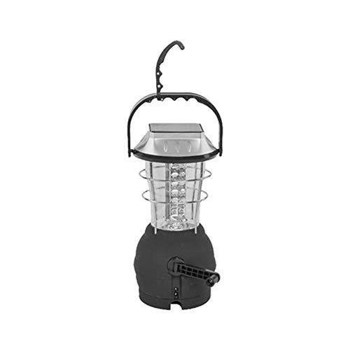 ZOUJIARUI Linterna LED, Adecuada para los Kits de Supervivencia para huracán, luz de Emergencia, tormenta, interrupciones, linternas portátiles al Aire Libre