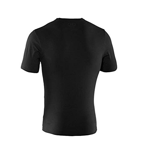 Under Armour Tactical T-Shirt Homme, Noir, FR : S (Taille Fabricant : S)