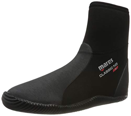Mares Classic Ng Boots Unisex Erwachsene Boots, Unisex-Erwachsene, 412634, schwarz, 13