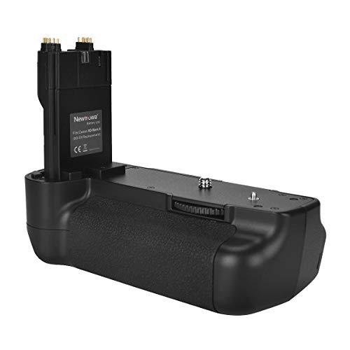 Newmowa BG-E6 Replacement Vertical Battery Grip for Canon 5D Mark II Digital SLR Camera