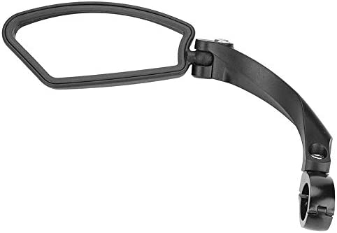 Aukson Bicycle Right Left Handlebar Review Rear Back View 180 Rotation Mirror for Mountain Road product image