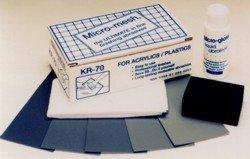 Micro-mesh Kr-70 Acylic Restoration Kit