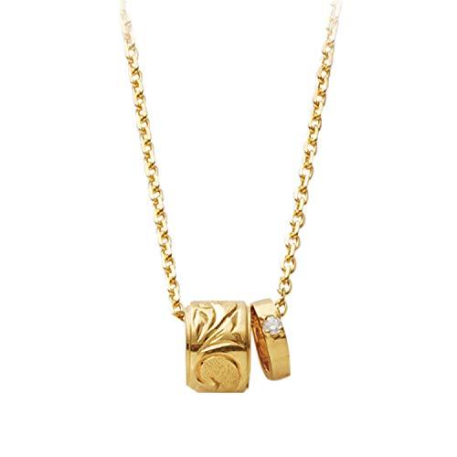 遺骨ペンダント ハワイアンジュエリー スクロール ハワイアン ダイヤモンド ゴールド シルバー925