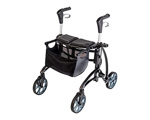 Rollator Jazz II Invacare Leichtgewichts-Rollator Sitzhöhe 61 cm