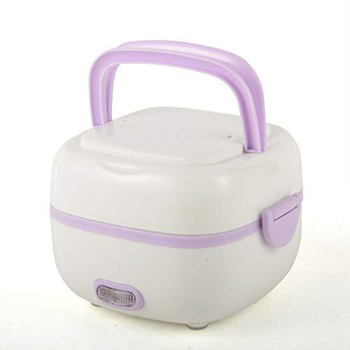 Multifunktionale elektrische Lunchbox Mini Reiskocher tragbaren Dampfgarer