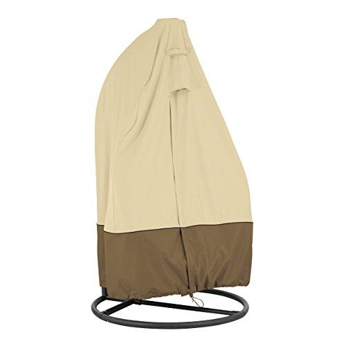 Classic Accessories Chaise suspendue et housse de support pour véranda résistante à l'eau 109,4 cm