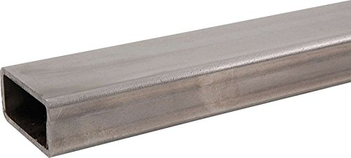 Unpolished (Mill) 1008-1010 Steel Rectangular Tube, 2