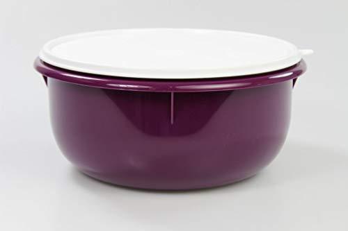 TUPPERWARE Rührschüssel PENG 3,0 L violet Hefeteig B11 Schüssel Germteig Teig