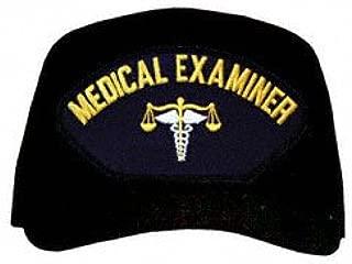 Medical Examiner with Caduceus Ball Cap