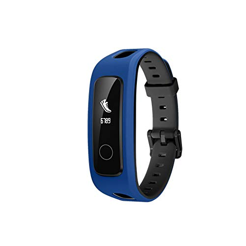 Rantoloys Honor Band 4 Running Version Sports Smart Wristband Hebilla de Zapato Land Swim Bracelet Sleep Snap