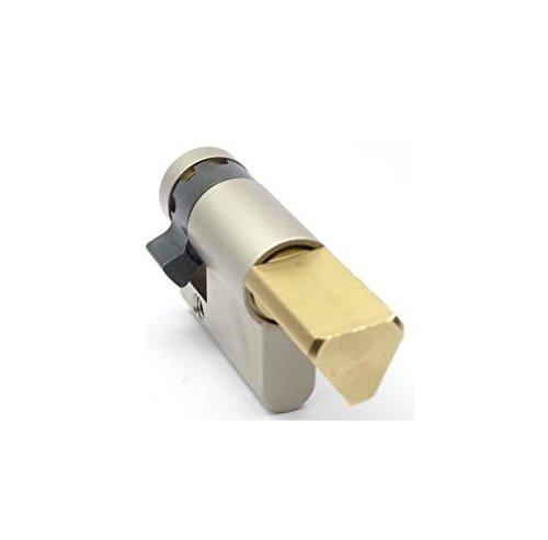 Halbzylinder Zaun Tor 17mm Dreikant PZ 10-30mm