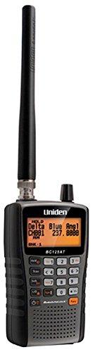 Uniden UBC-125XLT Handscanner