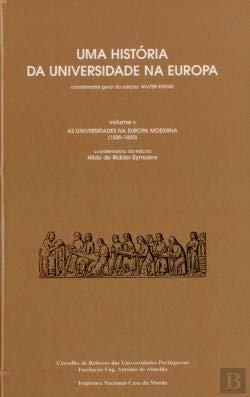 Uma História da Universidade na Europa - Volume II